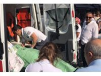 Çanakkale'de iskeleden denize düşen kişi öldü