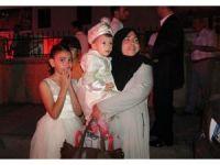 Sünnet düğününde elektrik panosu yandı, 5 kişi dumandan etkilendi