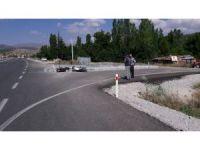Beyşehir'de motosikletler çarpıştı: 1 ölü, 2 yaralı