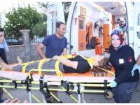 Adıyaman'da iki otomobil çarpıştı: 1 ölü, 6 yaralı