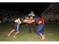 Hatay'da 8. Uluslararası Aba Güreşi Türkiye Seçmeleri tamamlandı