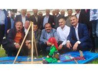 AK Partili Balta Sis Dağı Şenlikleri'ne katıldı