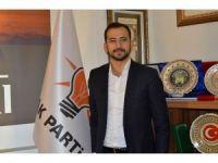 AK Parti İl Başkanı Tanrıver, Basın Bayramı ve Gazeteciler Gününü kutladı