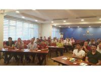 İhlas Vakfı aşçı ve hizmetlileri İstanbul'da bir araya geldi.