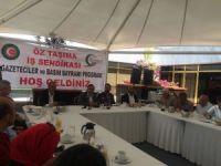 Öz Taşıma İş Sendikası Basın Bayramı'nı kutladı