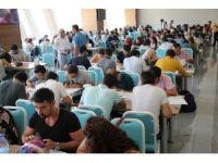 Van'da 'Aday Memur Hazırlayıcı Eğitim Sınavı' yapıldı