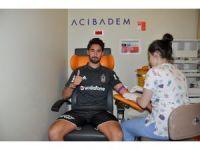 Orkan Çınar, sağlık kontrolünden geçti
