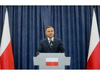 Polonya Cumhurbaşkanından yargı tasarısına veto
