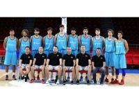 B Milli Erkek Basketbol Takımı, hazırlıklarına başladı