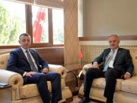 AK Parti Kocaeli Milletvekili Aygün'den ziyaret