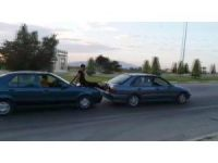 Araba itmede Türk işi çözüm