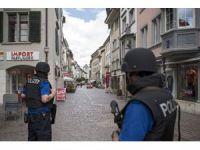 İsviçre'de testereli saldırgan