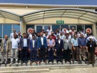 Başkan Hüseyin Keskin, Silivri'de FETÖ davasını takip etti