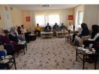 Van'da 'Hasta ve Yaşlı Bakımı Meslek Edindirme' kursu