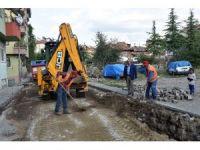 Taşköprü'de doğalgaz çalışmaları hızlı devam ediyor