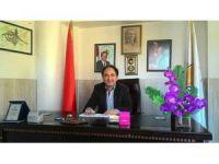 AK Parti Edremit İlçe Başkanı Menit Örkçü basın bayarımın kutlandı