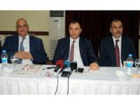 Dubaili holding, Elazığ'a yatırım araştırması için geldi