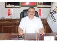 AK Parti Merkez İlçe Başkanlığı, delege seçimlerini yaptı