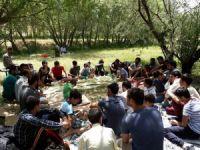 Hüda Par'dan piknik programı