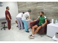 Sakaryaspor'un sağlığı Özel Adatıp Hastanesine emanet