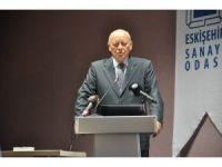 ESO Başkanı Özaydemir 28 yıllık hizmetlerini anlattı