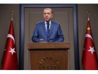 """Cumhurbaşkanı Erdoğan: """"Mescid-i Aksa tüm Müslümanların göz bebeğidir"""""""