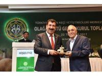 Bakan Fakıbaba küçükbaş hayvancılık sektörünün sorunlarını dinledi