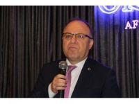 """Vali Tutulmaz'dan Basın Bayramı'nda gazetecilere """"Biraz cilalayalım"""" tepkisi"""