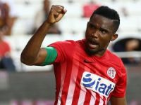 Antalyaspor'dan Eto'o açıklaması