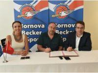 Becker Spor'un sağlığı Gazi'ye emanet