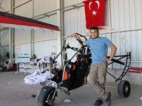 Yamaç paraşütçüleri destek bekliyor