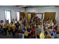 Geleceğin sanatçıları Gebze'de yetişiyor