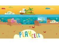 En yeni oyunlar PlayCell'de çocuklarla buluşacak