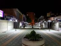 İdil Belediyesi cadde ve sokakları düzenliyor
