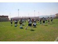 Afyonkarahisar, 1. ve 2. Lig takımlarının kamp tercihinde ilk sıralarda geliyor