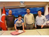 Yunusemre Belediyespor'dan yeni transfer