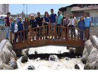 Kayapınar Belediyesi'nden kültür gezisi