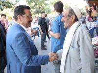 """Başkan Atilla; """"Sur'un yeniden cazibe merkezi olması sağlanacak"""""""