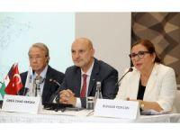 Türk ve Ürdünlü İşadamları, iş konseyi ortak toplantısında buluştu