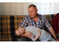Serebral Palsi hastası oğlu için yardım bekliyor