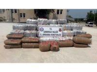 Çanakkale'de 1.5 ton esrar ele geçirildi