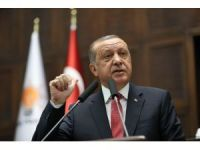 """Cumhurbaşkanı Erdoğan: """" 'Araplar bizi arkadan vurdu' yalanını bir kenara bırakmanın zamanı geldi"""""""