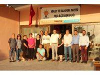AK Parti Foça, delege seçimlerini tamamladı