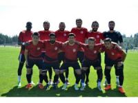 Gazişehir, Suudi Arabistan'ın iddialı takımını yendi