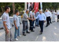 Başkan Kayda'dan şenlik teşekkürü