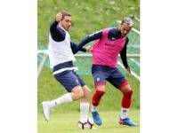 Antalyaspor'da yeni hafta mesaisi başladı