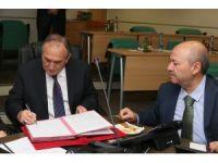 DSİ, Bolu'nun yeni içmesuyu hattını belediyeye devretti