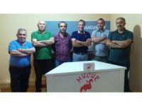 Mucur'da basın birliği derneği kuruldu