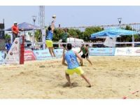 Uluslararası plaj voleybolu heyecanı Mersin'i saracak