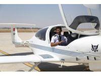 GAÜ pilotaj öğrencilerinin PPL uçuşları devam ediyor